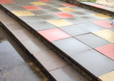 Jetwashed Patio Slabs